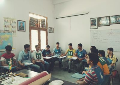 Interview grooming of Ssb students