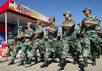 What type of physical fitness test is conducted in SSB
